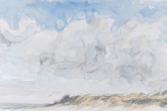 Fischland, Wolkenwirbel